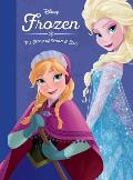 Frozen The Story of Anna & Elsa