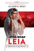 Journey to Star Wars The Last Jedi Leia Princess of Alderaan