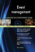 Event Management Complete Self-Assessment Guide
