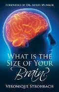 What Is the Size of Your Brain?: Foreword by Dr. Myles Munroe