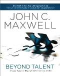 Beyond Talent: Become Someone Who Gets Extraordinary Results