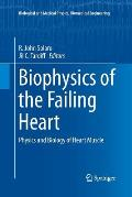 Biophysics of the Failing Heart: Physics and Biology of Heart Muscle