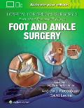 Hosp Special Surg Tip Foot Ankle Surg CB