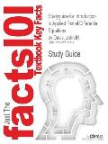 Studyguide for Introduction to Applied Partial Differential Equations by Davis, John M., ISBN 9781429275927