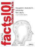 Studyguide for Introduction To Epidemiology by Merrill, Ray M., ISBN 9781449665487
