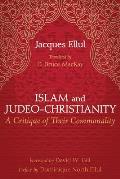 Islam and Judeo-Christianity
