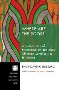 Where Are the Poor?