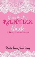 Give Me My Panties Back