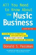 All You Need to Know about the Music Business 9th Edition