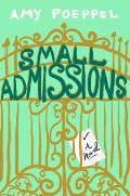 Small Admissions A Novel