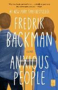 Anxious People A Novel