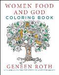 Women Food & God Coloring Book