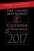 The United Methodist Calendar & Workbook Personal Planner Edition 2017