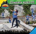 Vacation Bible School 2017 Vbs Hero Central Complete Music CD: Discover Your Strength in God!