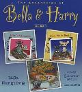The Adventures of Bella & Harry, Vol. 1: Let's Visit Paris!, Let's Visit London!, and Christmas in New York City!
