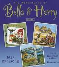 The Adventures of Bella & Harry, Vol. 2: Let's Visit Venice!, Let's Visit Cairo!, and Let's Visit Rio de Janeiro!