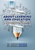 About Learning and Education: A Parent and Educator's View Supported by Overseas Experience