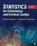 Statistics For Criminology & Criminal Justice