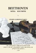 Beethoven: Missa Solemnis y Otros Compositores