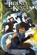 Turf Wars 1: The Legend of Korra