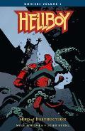 Seed of Destruction (Hellboy Omnibus #1)
