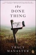 Done Thing A Novel