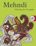 Mehndi Coloring for Everyone