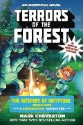 Mystery of Entity303 01 Terrors of the Forest A Gameknight999 Adventure An Unofficial Minecrafters Adventure