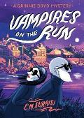Vampires on the Run A Quinnie Boyd Mystery