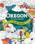 Oregon The Coloring Book