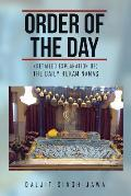 Order of the Day: (The Daily Hukam Namas)