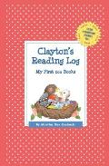 Clayton's Reading Log: My First 200 Books (Gatst)