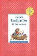 Jada's Reading Log: My First 200 Books (Gatst)