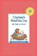 Clarissa's Reading Log: My First 200 Books (Gatst)
