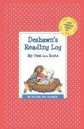 Deshawn's Reading Log: My First 200 Books (Gatst)