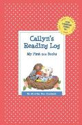 Cailyn's Reading Log: My First 200 Books (Gatst)