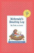 McKenzie's Reading Log: My First 200 Books (Gatst)