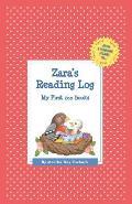 Zara's Reading Log: My First 200 Books (Gatst)