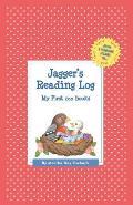Jagger's Reading Log: My First 200 Books (Gatst)