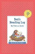 Ben's Reading Log: My First 200 Books (Gatst)