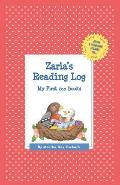 Zaria's Reading Log: My First 200 Books (Gatst)