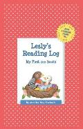 Lesly's Reading Log: My First 200 Books (Gatst)