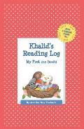 Khalid's Reading Log: My First 200 Books (Gatst)
