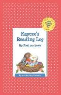 Kaycee's Reading Log: My First 200 Books (Gatst)