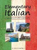 Elementary Italian Student Activities Manual
