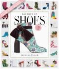 Cal20 365 Days of Shoes Wall Calendar