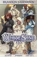 Brandon Sanderson's White Sand, Volume 2