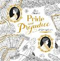 Pride & Prejudice A Coloring Classic