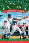 Magic Tree House 29 Big Day for Baseball