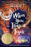 Cover Image for When You Trap a Tiger by Tae Keller